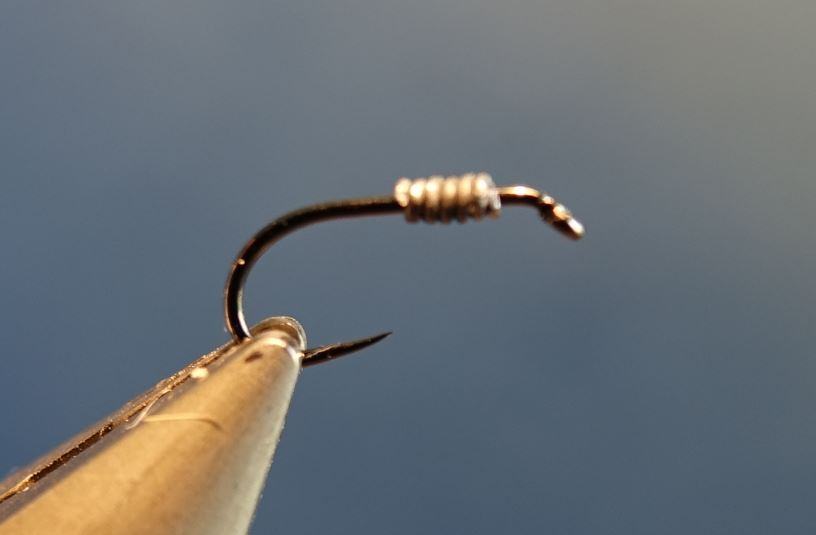 Nymphe facile mouche fly tying eclosion 1