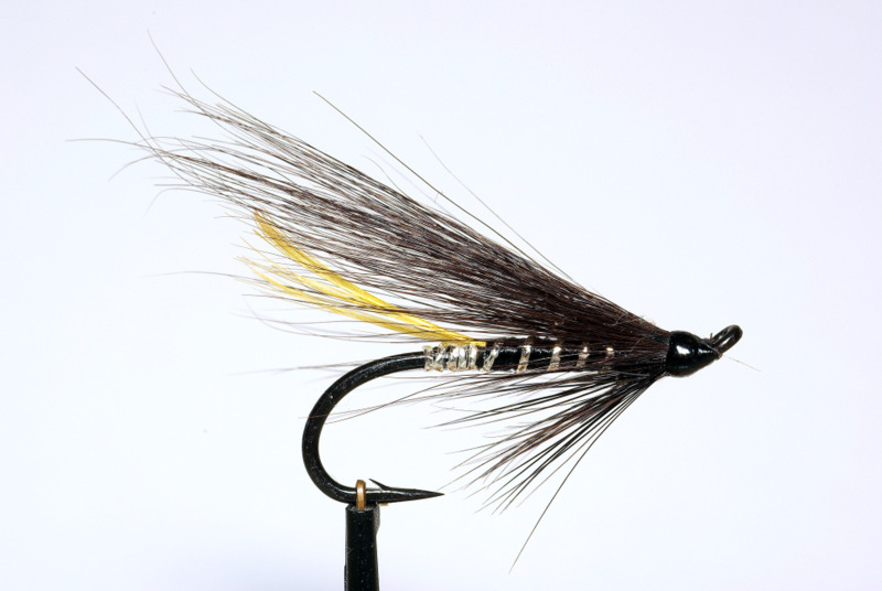 Stoat's tail mouche saumon truite de mer salmon sea trout fly tying eclosion