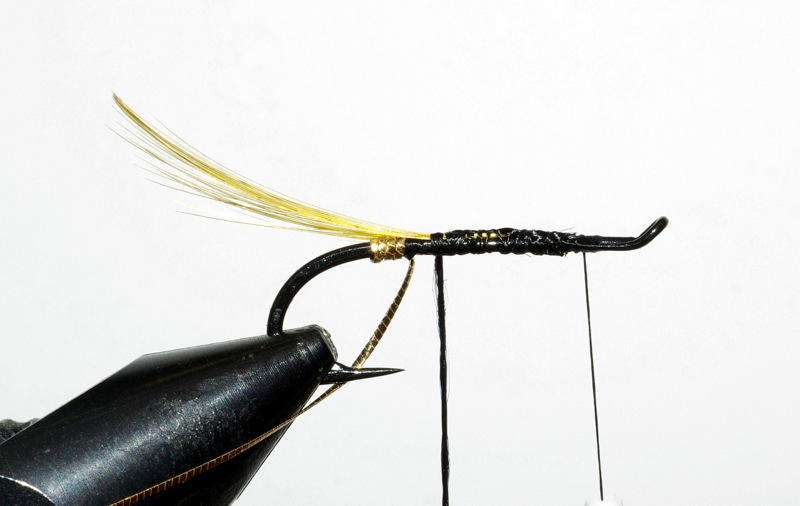 Munro killer salmon fly mouche saumon fly tying eclosion 1