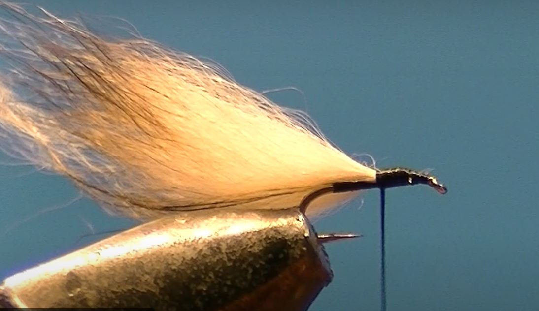 Bubble lièvre hare mouche fly tying eclosion