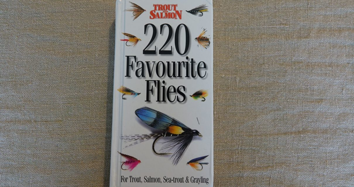 Livre mouche saumon sea-trout fly salmon brown trout reservoir still water fly-tying eclosion