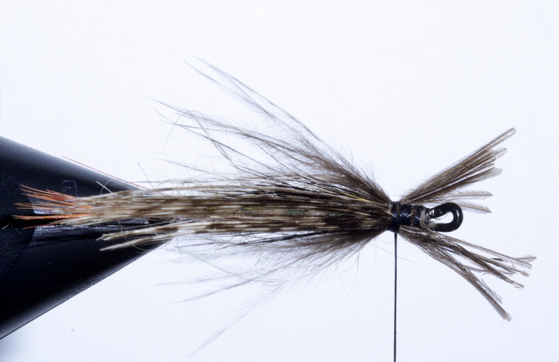 Ellé mouche fly salmon saumon Clerc flytying eclosion