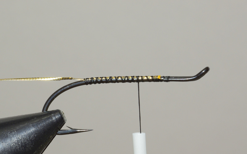 Hairy mary mouche fly saumon salmon fly-tying eclosion