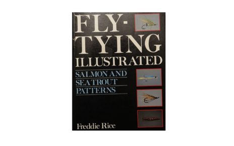 Fly tying illustrated salmon and sea trout flies