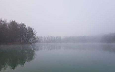 Reservoir Genetay pêche à la mouche eclosion montana streamer