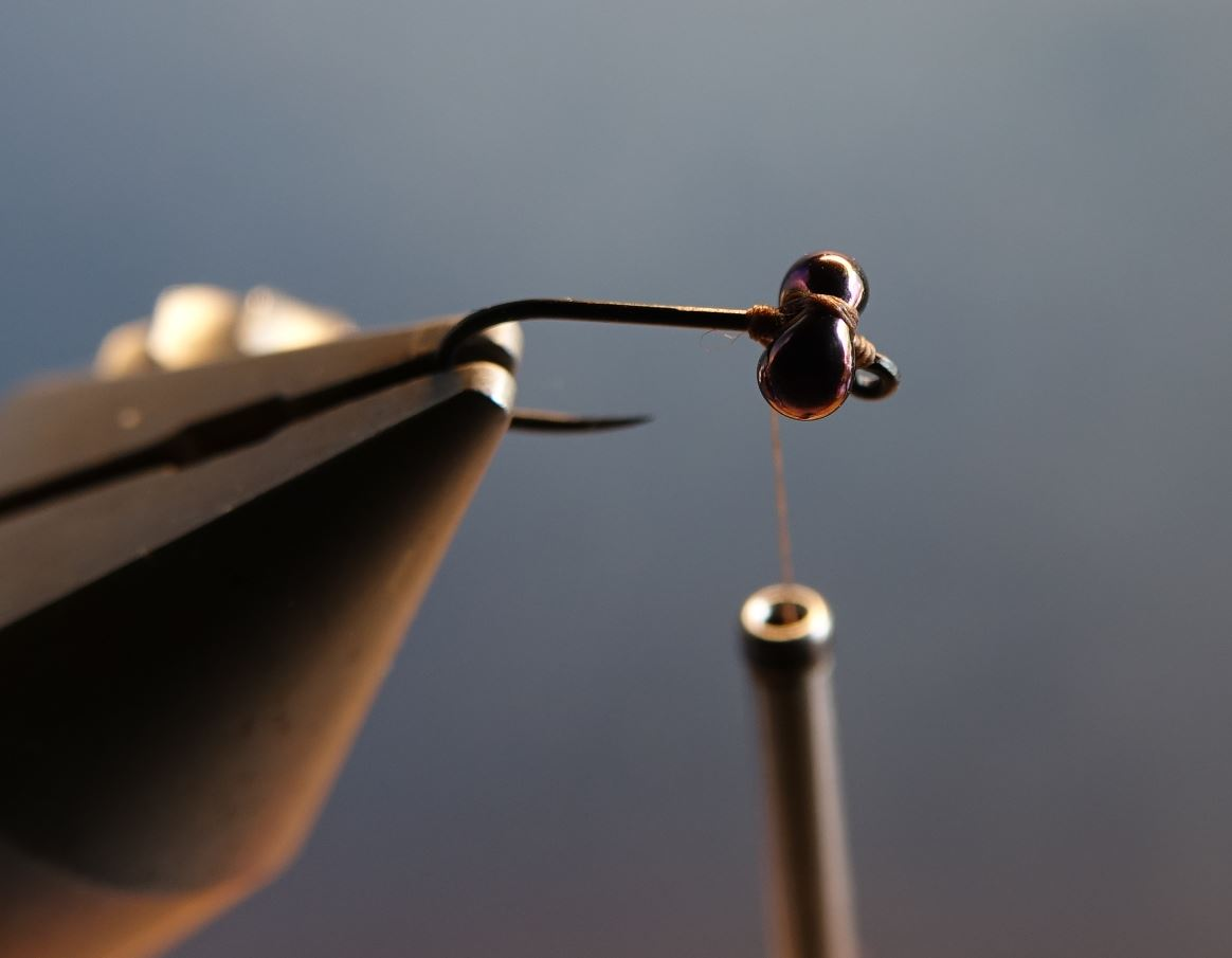 ANR larve larvae nymphe nymph fly tying flytying mouche eclosion