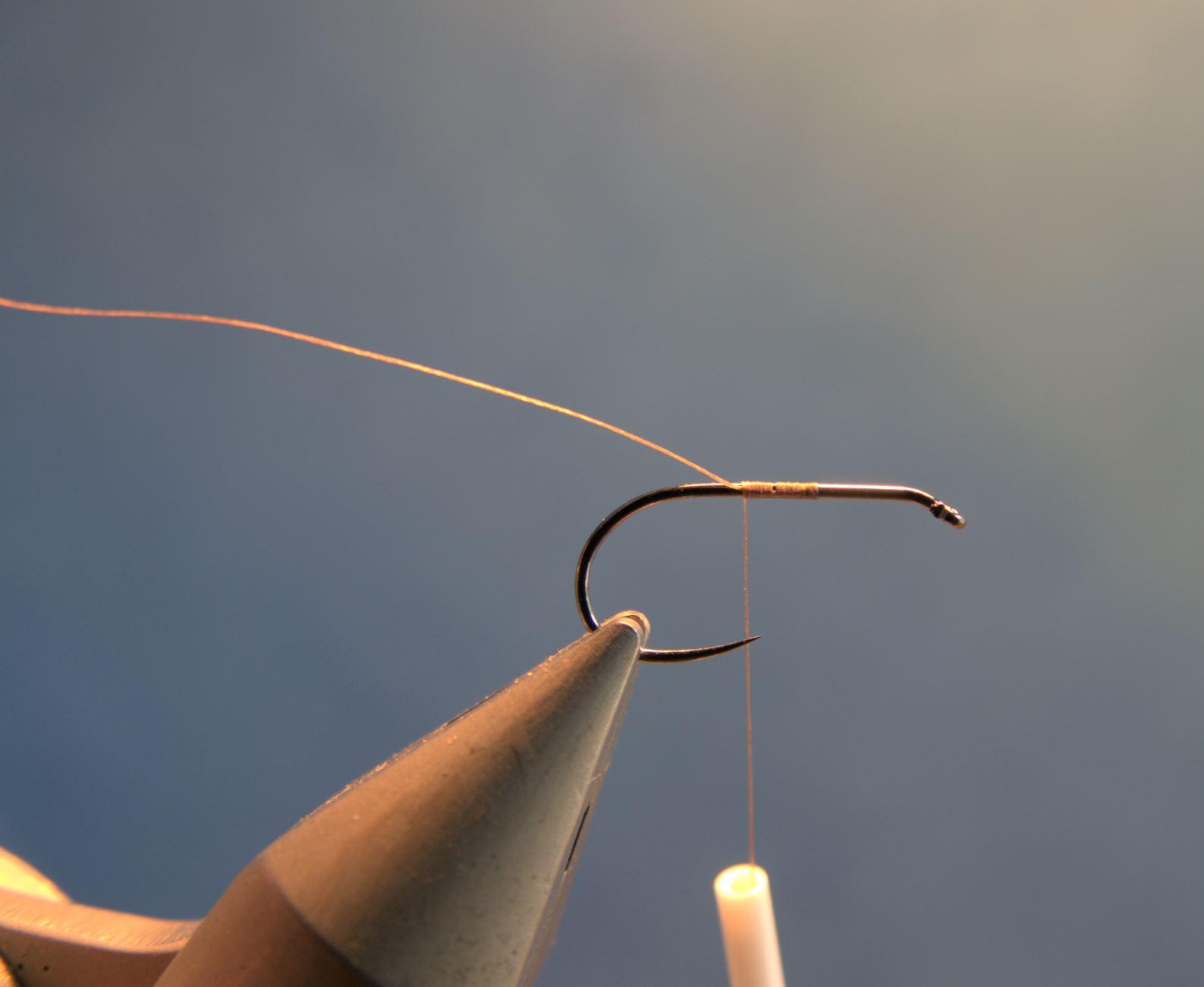 CDC MDM mayfly fly mouche flytying Mai eclosion