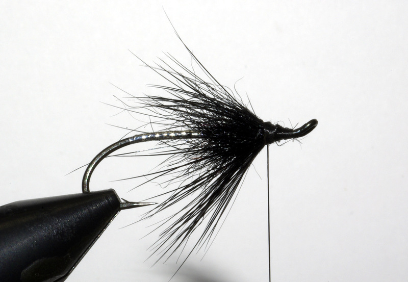 Moc's cert mouche fly flytying tying TDM seatrout eclosion 1