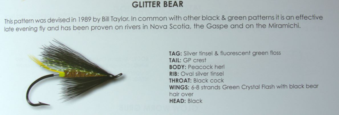 glitter bear ours poil fur flytying fly tying mouche streamer eclosion