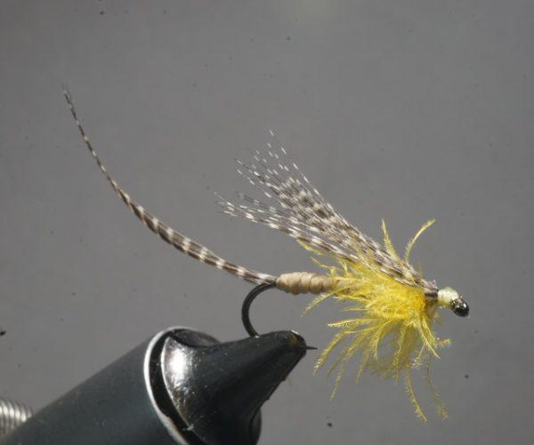 MDM mayfly mouche mai flytying tying eclosion